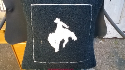 15K24672 BLACK PILLOW WITH BUCKING BRONCO.jpg