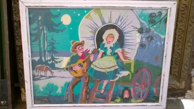 15K24686 FRAMED PAINT BY NUMBER COWBOY SERENADE.jpg