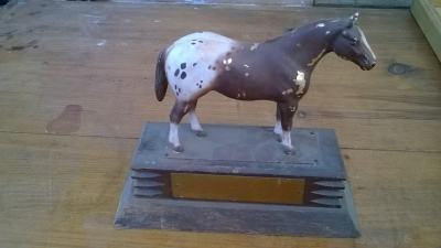 15K24716 BROWN AND WHITE HORSE TROPHY.jpg