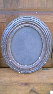 15K24730 AS IS SMALL OVAL WOOD FRAME.jpg