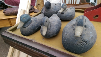 15K24746-450   5 WOOD DUCK DECOYS.jpg