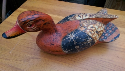 15K24753 ARTIST PAINTED DUCK.jpg